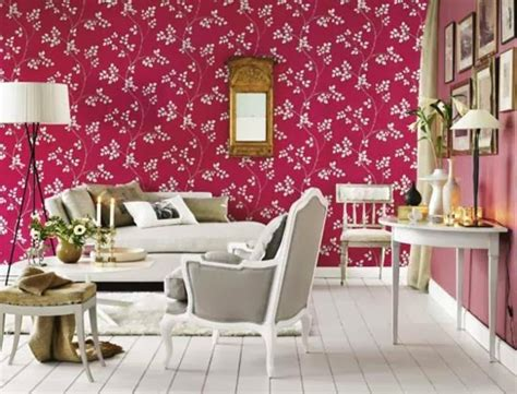 gambar wallpaper rumah cantik variasi wallpaper dinding rumah minimalis modern gambar