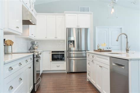 white and wood kitchen cabinets photo page hgtv