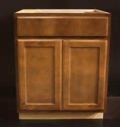 Bathroom Vanity Base Cabinets Cognac Maple Bathroom Vanity Sink Base Cabinet 30 Quot Ebay
