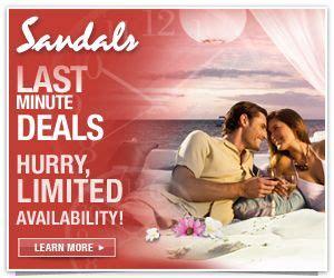 sandals last minute deals 21 best sandals all inclusive resorts cyber week deals