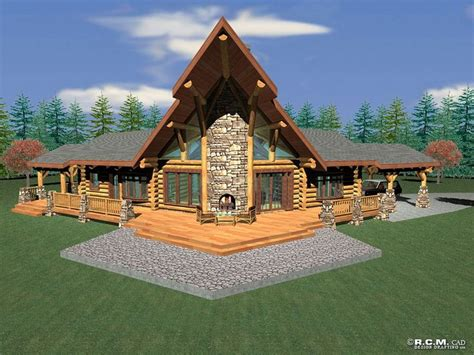 Colorado Log Cabin Kits by Custom Homes Log Home Cabin Packages Kits