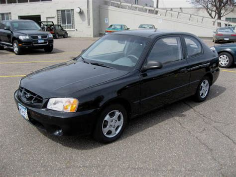 Hyundai Accent 2002 by Daniel 1987 2002 Hyundai Accent Specs Photos