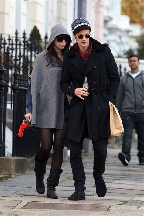 matt smith lowe are lowe and matt smith back together doctor who