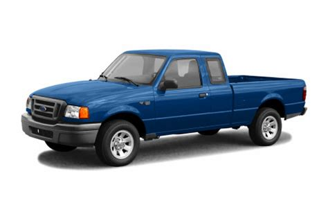 2004 ford ranger overview cars