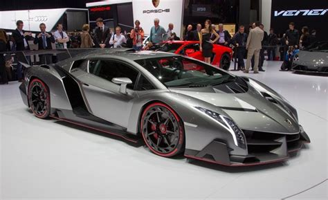 How To Spell Lamborghini 10 Debuts Of The 2013 Geneva Auto Show Feature
