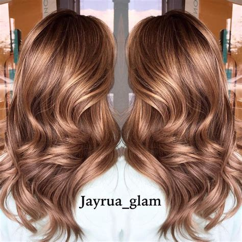 Hair Color For Fall Hello Golden Browns And by Best 25 Golden Brown Hair Ideas On Caramel