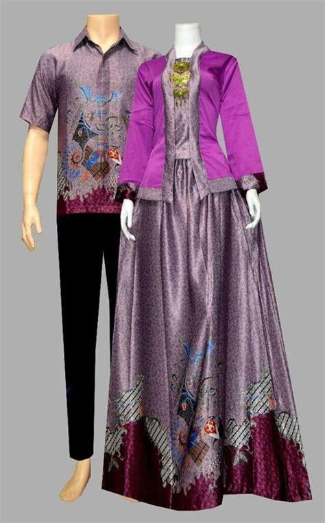 Baju Pesta Sarimbit Modern jual beli baju pasangan setelan kebaya lengan panjang