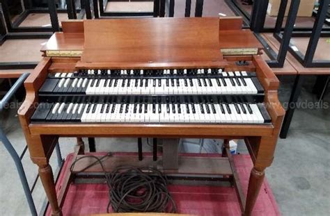 hammond pr 40 tone who knew college surplus sales could help you get such