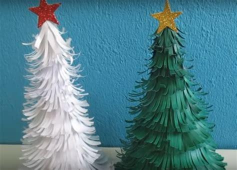 best 28 como hacer un arbol de navidad de papel c 243