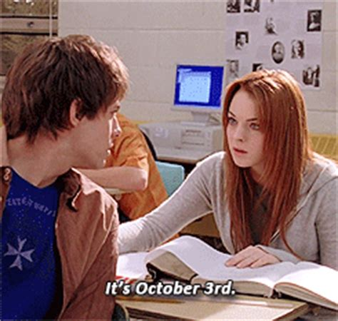 October 3rd Meme - mean girls tumblr