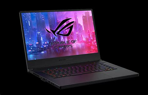 asus rog zephyrus m gu502 i 9750h rtx 2060 gtx 1660ti what to expect