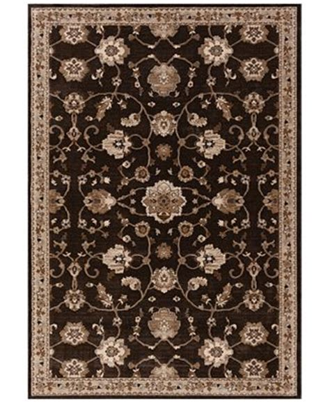 Kenneth Mink Area Rugs Kenneth Mink Area Rug Kingston Tr1 Charcoal 3 3 Quot X 5 3 Quot Rugs Macy S