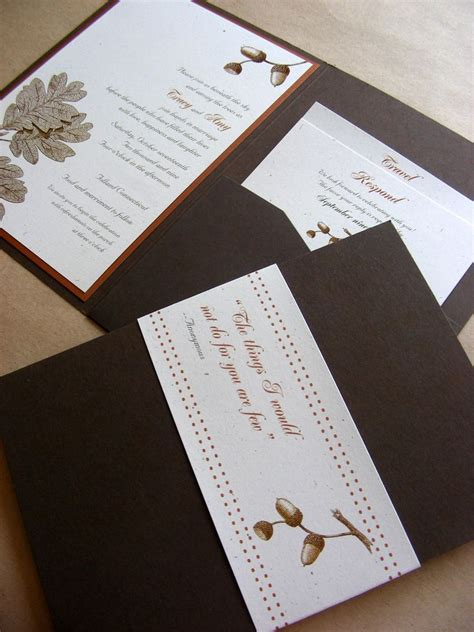 How To Make Handmade Wedding Invitations - wedding invitations creative wedding invitation
