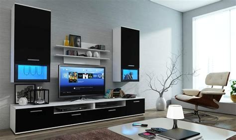 Living Room Design With Led Tv - 50 best ideas led tv cabinets tv stand ideas