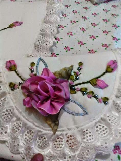 imagenes listones rosas imagenes de bordados en liston manualidades list 243 n
