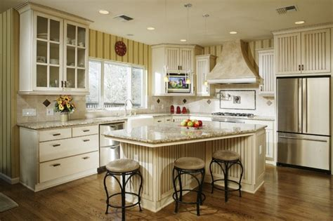 Country Style Chandelier Cottage Style Kitchen Traditional Kitchen Sacramento