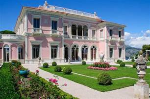 Blue Prints For A House kostenloses foto villa ephrussi rothschild