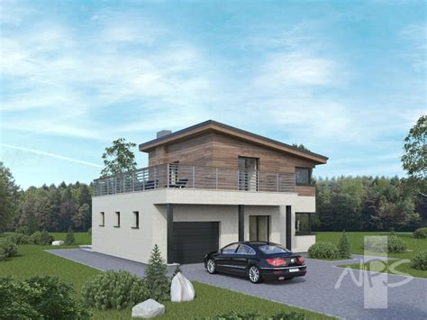 the house that simple two storey house project that stands out in the environment with daily