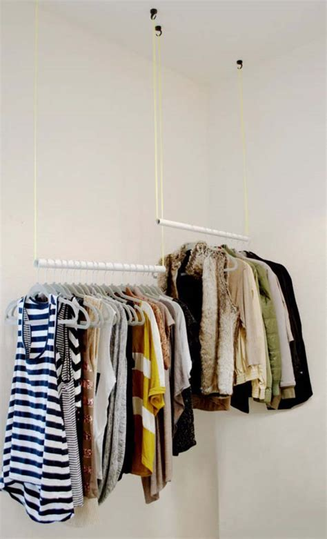 How High To Hang Closet Rod by 31 Closet Organizing Hacks And Organization Ideas Page 4