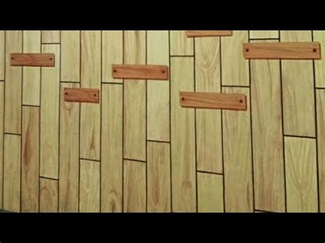 tutorial mengecat tembok unik luar biasa inilah teknik membuat lantai bermotif yang