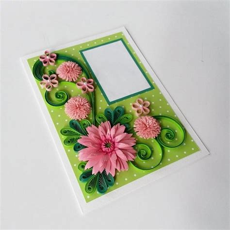 latest mother s day cards handmade cards for mother happy mother s day quilled birthday card greeting card mother s day card