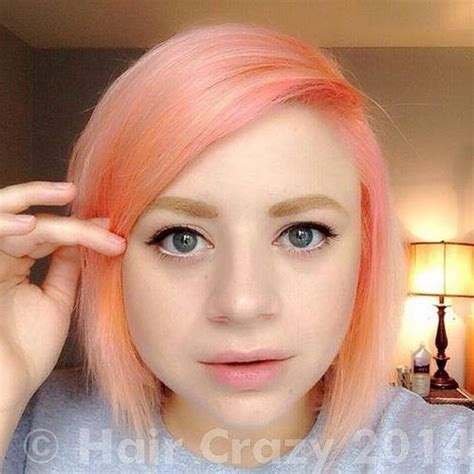 coral hair color pravana coral hair dye haircrazy