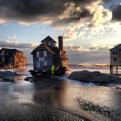 Waterfront Property Outer Banks Rodanthe Nc Style The Rodanthe House