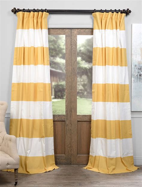 horizontal striped curtains best 25 horizontal striped curtains ideas on pinterest