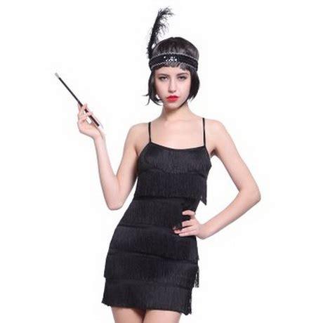 swing style frauen robe annee 20 femme