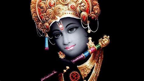 wallpaper for desktop of lord krishna lord krishna 2 wallpaper 1366