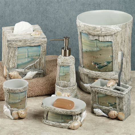 Coastal Bathroom Accessories Coastal Bathroom Decor Newsonair Org