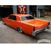 1964 Lincoln Continental – Flashy And Classy