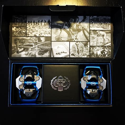 New Pedal Shimano M995 Special Edition Anniv 25th 2015 shimano 25th anniversary xtr pd m995 pedals for sale