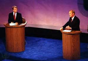 Gerald Ford Election Jimmy And Ford Debate 1976