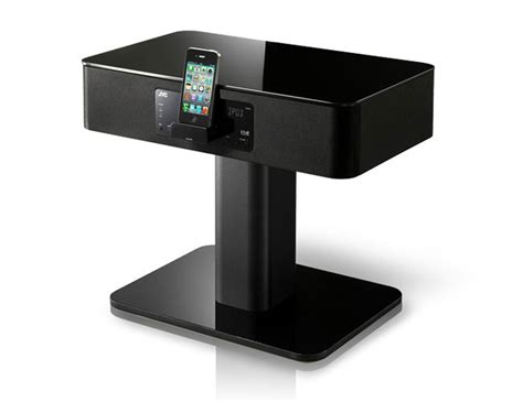 Iphone Nightstand Dock jvc n bx3 nightstand iphone dock announced
