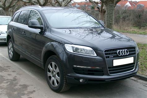 how it works cars 2007 audi q7 lane departure warning file audi q7 front 20071212 jpg wikimedia commons