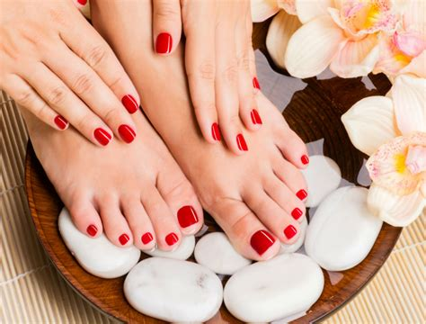 Manicure And Pedicure by Manicure Pedicure Regular Prestige Laser Med Spa