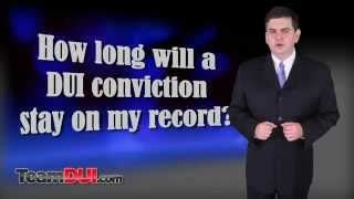 Does A Dui Stay On Your Criminal Record Gbi Background Check Alot