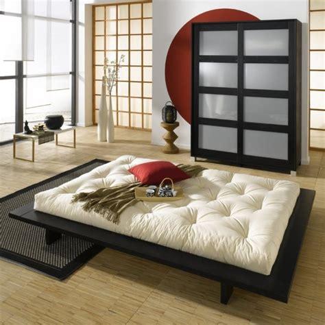 d馗oration chambre japonaise quel linge de lit pour votre futon japonais