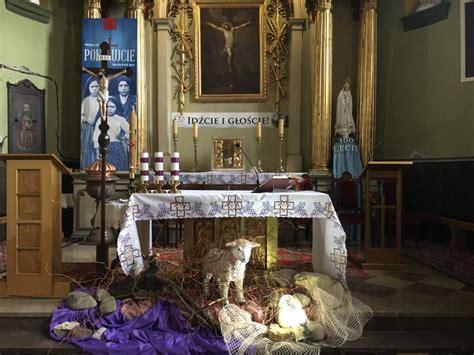 wielkopostne dekoracje oficjalna strona diecezji kieleckiej