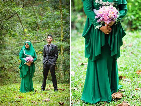 Fashion Baju Warna Hijau baju pengantin warna hijau newhairstylesformen2014