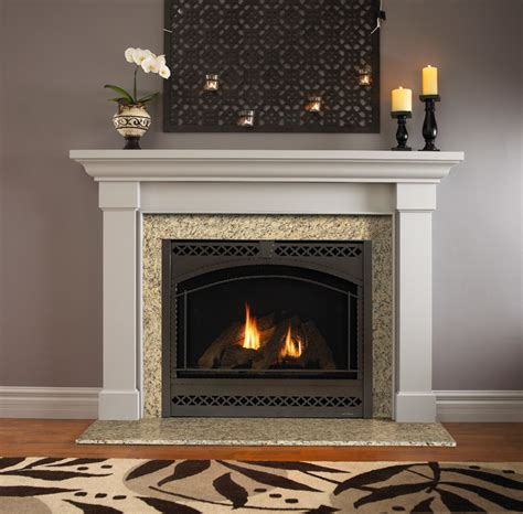 Traditional Fireplace by Heat Glo Traditional Style Direct Vent Fireplaces