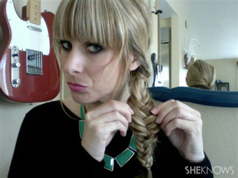 steps to show how to make fish tail favload 5 tips for braiding your own hair