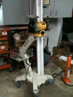 how to make a bench grinder stand homemade grinder stand homemadetools net