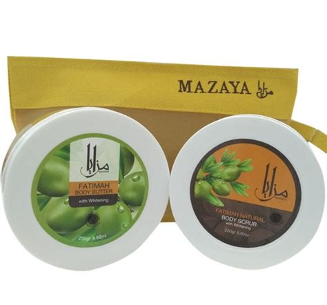 Pelembab Mazaya butter mazaya skin care