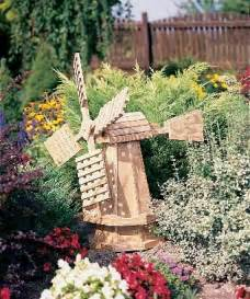 Windmills For The Garden Amish Pine Garden Windmill Large Amish Made Yard