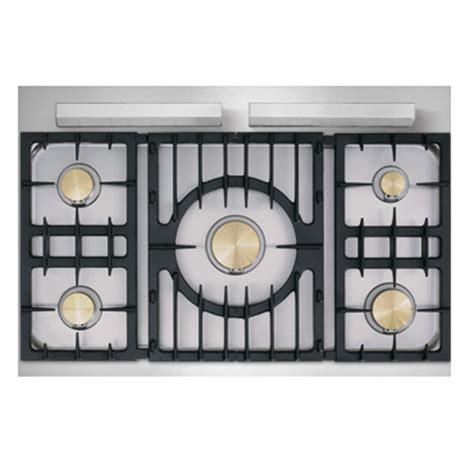 plaque cuisson 5 feux gaz piano de cuisson lacanche vougeot modern four gaz plaque