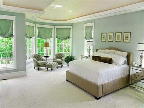 Tranquil Colors For Bedrooms by Relaxing Interior Paint Colors