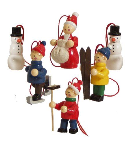 german chritmas decorations to make vintage world wooden german tree ornaments decorating
