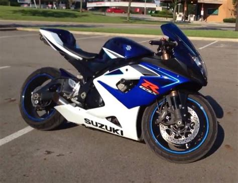 06 Suzuki Gsxr 1000 by 2006 06 Suzuki Gsxr Gsx R 1000 For Sale On 2040motos
